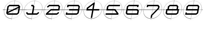 Future Kill Medium Skew Font OTHER CHARS