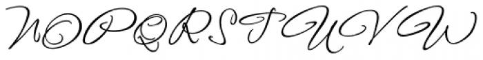 Fuggles Ten Font UPPERCASE
