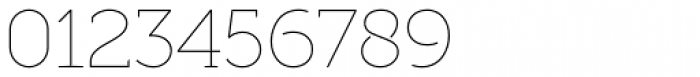 Full Neue LC 10 Thin Font OTHER CHARS