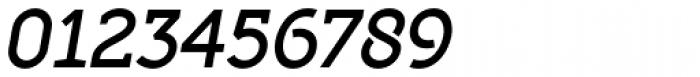 Full Neue LC 70 Medium Italic Font OTHER CHARS