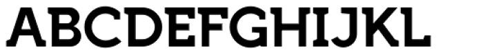 Full Neue SC 90 Bold Font UPPERCASE