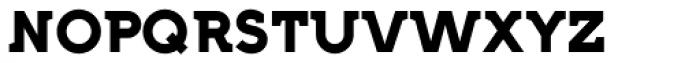 Full Neue SC 90 Bold Font LOWERCASE