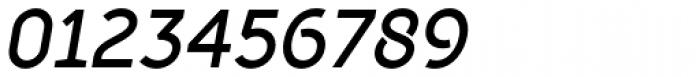 Full Sans SC 70 Medium Italic Font OTHER CHARS