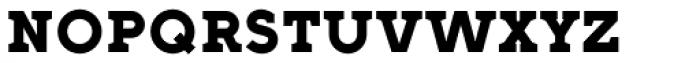 Full Slab SC 90 Bold Font LOWERCASE