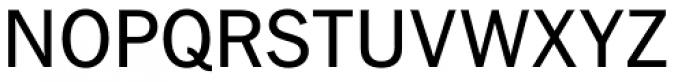 Fuller Sans DT Font UPPERCASE