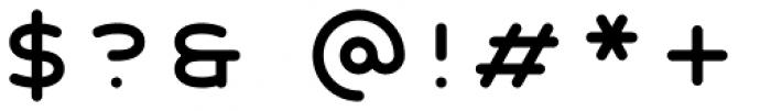 Fun City Level 2 Basic Font OTHER CHARS