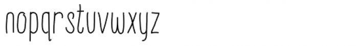FunFair Font LOWERCASE