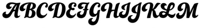 Funkydori Font UPPERCASE