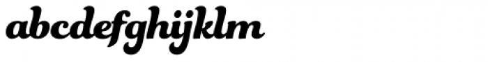 Funkydori Font LOWERCASE