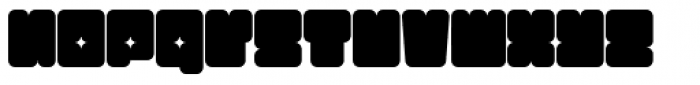 Funkygraphy Font LOWERCASE