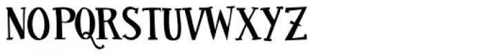 Funtasy Font UPPERCASE