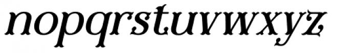 Furius Title Italic Font LOWERCASE