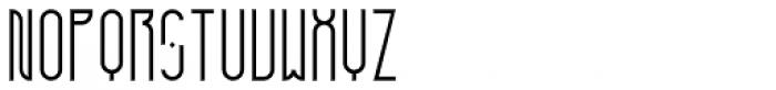 Furunkel Filling Fat Font UPPERCASE
