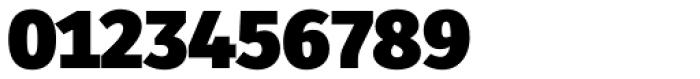 Fuse UltraBlack Font OTHER CHARS