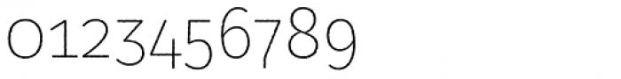Fuse V.2 Printed Alt Ultra Light Font OTHER CHARS