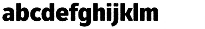Fuse V.2 Printed Display Black Font LOWERCASE