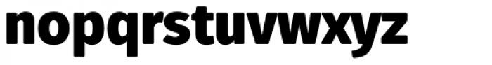 Fuse V.2 Text Black Font LOWERCASE