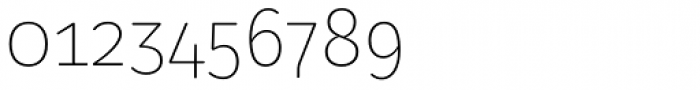 Fuse V.2 Text-Ultra Light Font OTHER CHARS