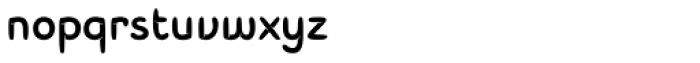 Fushar Cuts Font LOWERCASE