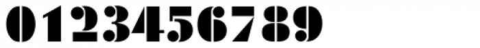 Futura Black Font OTHER CHARS
