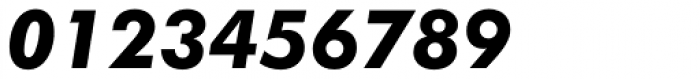Futura Bold Italic Font OTHER CHARS