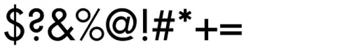 Futura Com Medium Font OTHER CHARS