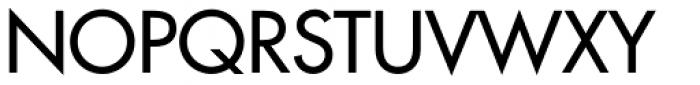 Futura Com Medium Font UPPERCASE