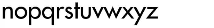Futura Com Medium Font LOWERCASE