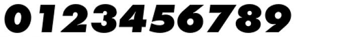 Futura EF ExtraBold Oblique Font OTHER CHARS