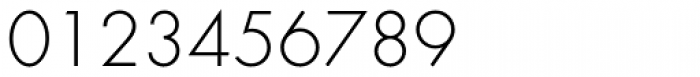 Futura EF Light Font OTHER CHARS