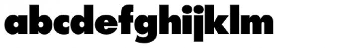 Futura Initials D ExtraBold Font LOWERCASE