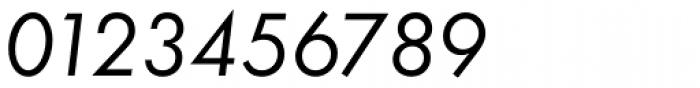Futura ND Alt Book Oblique Font OTHER CHARS
