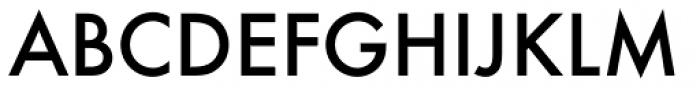 Futura Next Medium Font UPPERCASE