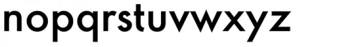 Futura Next Medium Font LOWERCASE