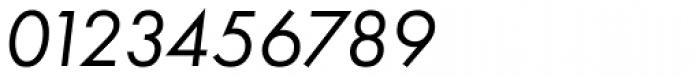 Futura PT Book Oblique Font OTHER CHARS