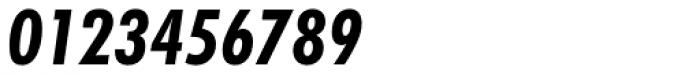 Futura SB Bold Cond Italic Font OTHER CHARS