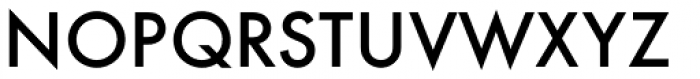 Futura SC Medium Font UPPERCASE