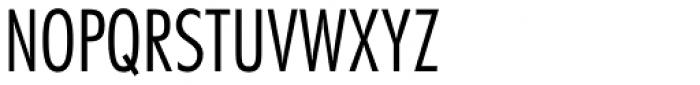 Futura Std Condensed Light Font