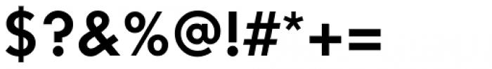 Futura Std Maxi Demi Font OTHER CHARS