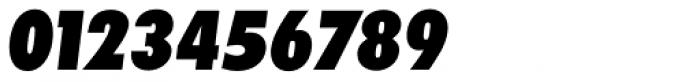 Futura TS Heavy Cond Italic Font OTHER CHARS