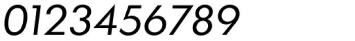 Futura TS Italic Font OTHER CHARS