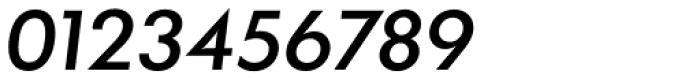 Futura TS Medium Italic Font OTHER CHARS