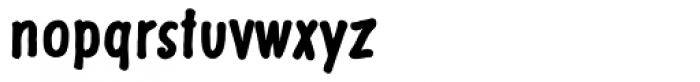 Futuramano Cond Bold Font LOWERCASE