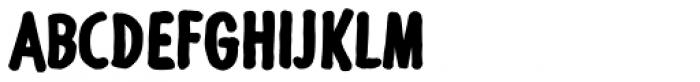 Futuramano Cond ExtraBold Font UPPERCASE