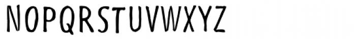 Futuramano Cond Light Font UPPERCASE