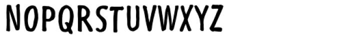 Futuramano Cond Font UPPERCASE