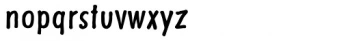Futuramano Cond Font LOWERCASE