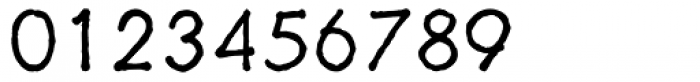 Futuramano Light Font OTHER CHARS
