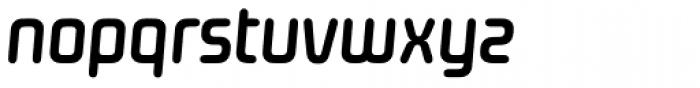 Future Bugler Soft Regular Font LOWERCASE