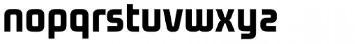 Future Bugler Upright Bold Font LOWERCASE